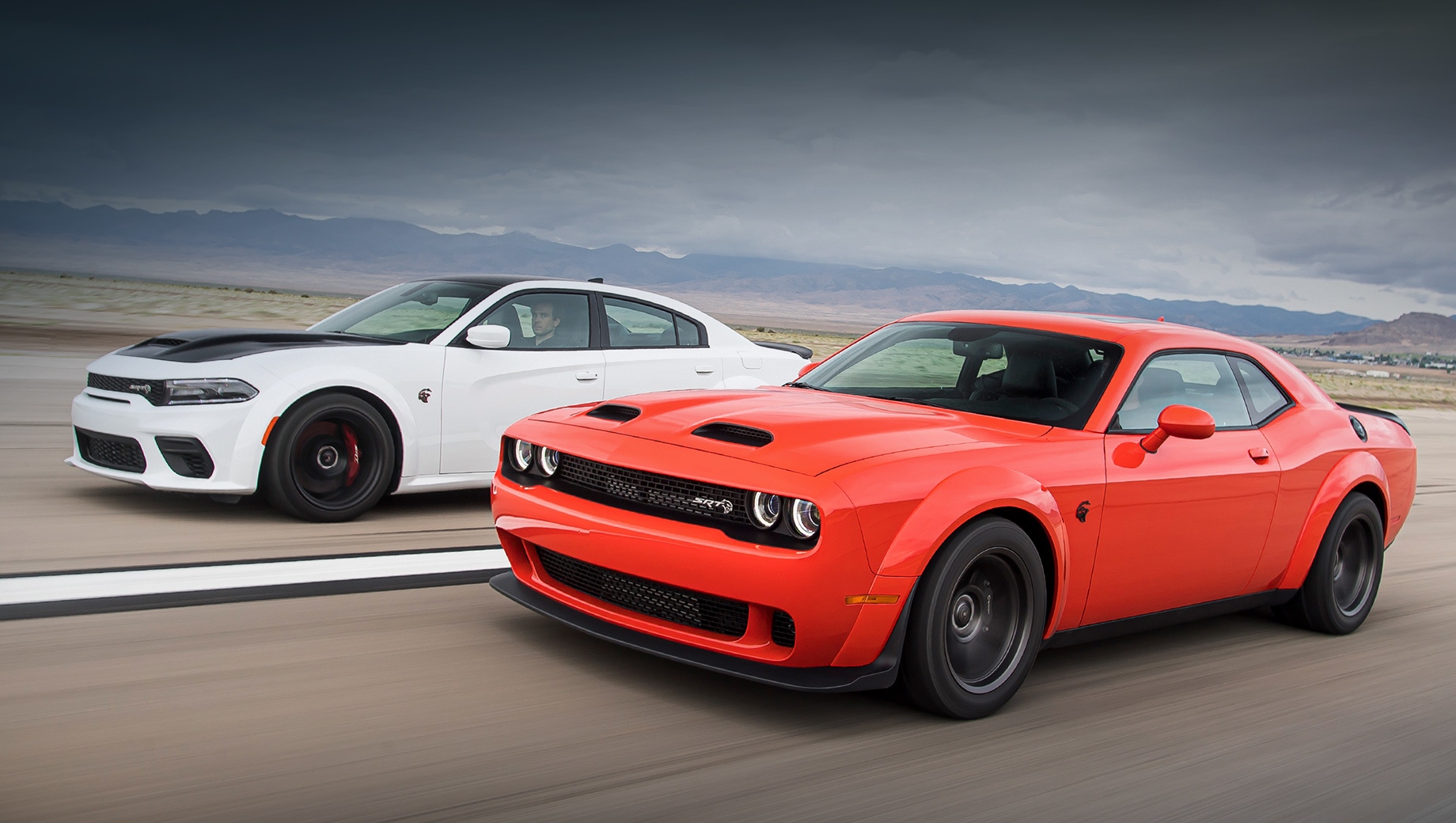 Модели Dodge Challenger и Charger оказались ещё безумнее