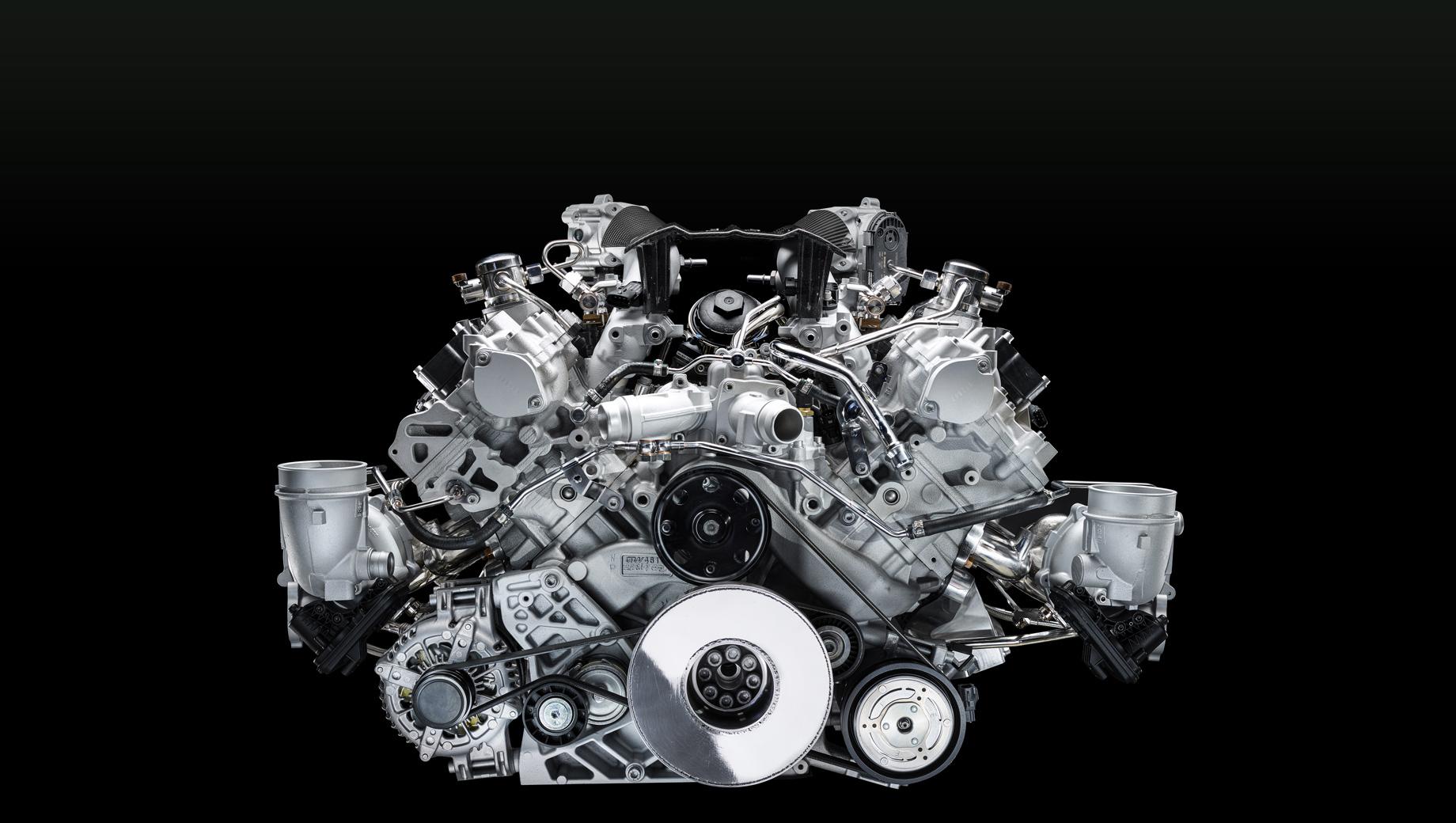 Дополнено: Мотор Maserati Nettuno дебютирует осенью