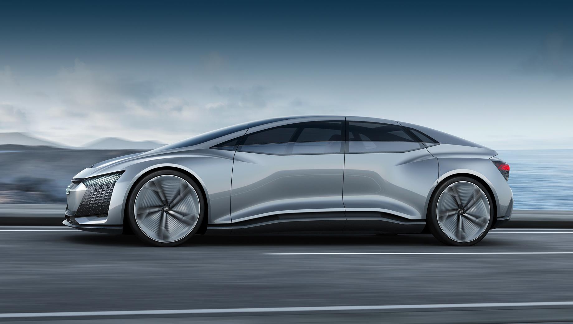 Audi A9 e-tron повременит с выходом до 2024 года