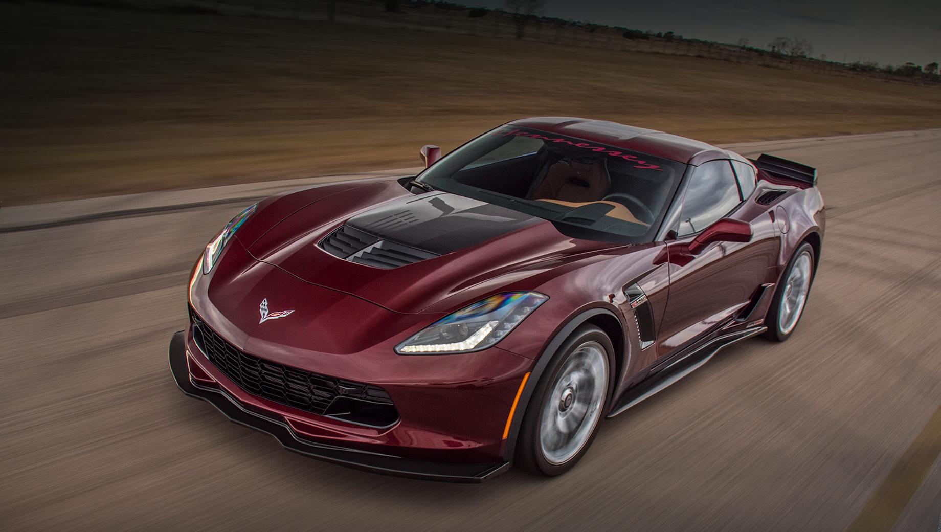 Ателье Hennessey Performance не забыло о модели Corvette Z06