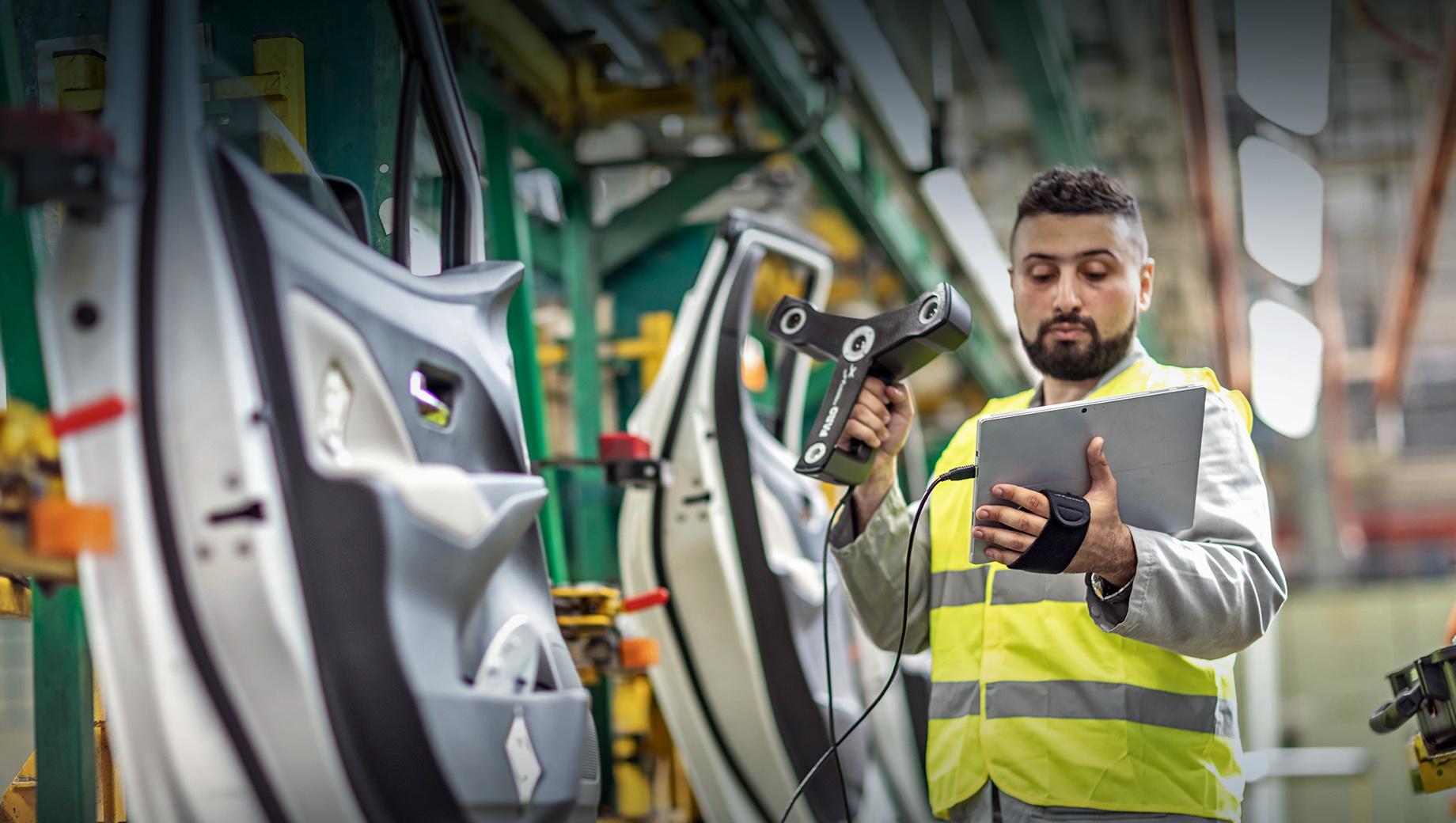 Google поможет группе Renault «оцифровать» производство