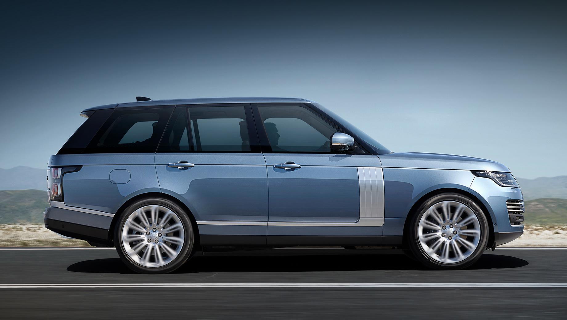 Range Rover и Range Rover Sport обзавелись новым дизелем