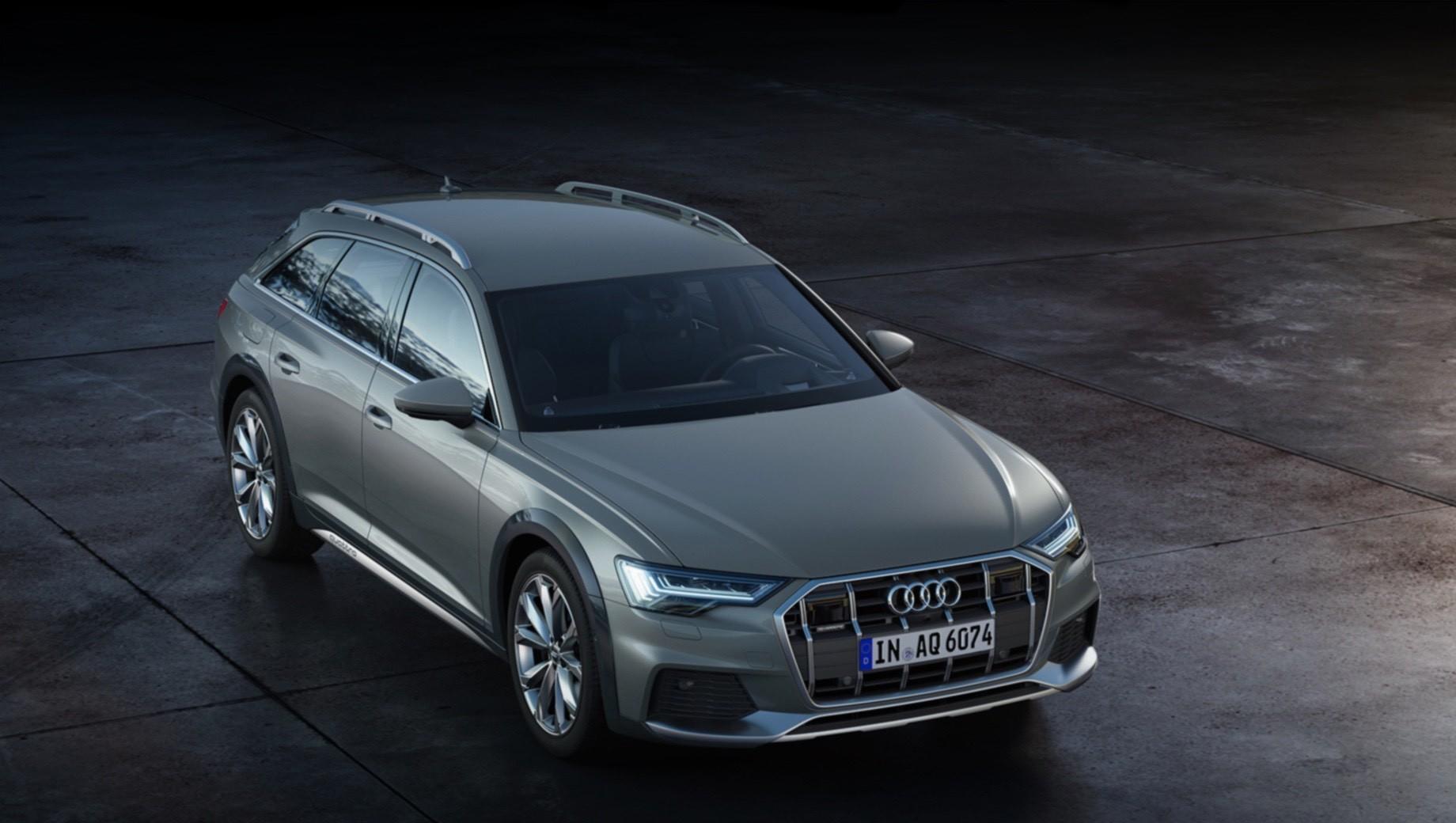 Универсал Audi A6 allroad прибыл к нам в версии 20 Years Edition