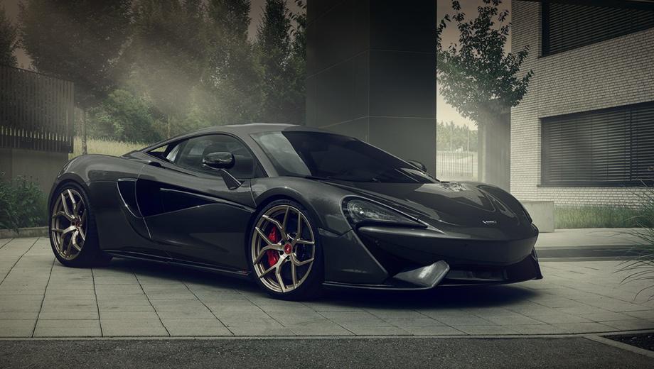 Бюро Pogea Racing призвало McLaren 666S на дороги