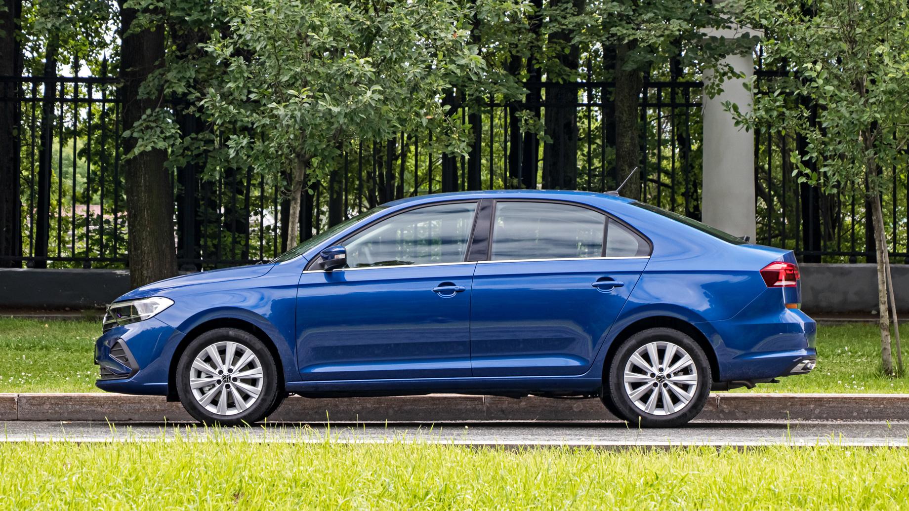 Устраиваем блиц новому лифтбеку Volkswagen Polo