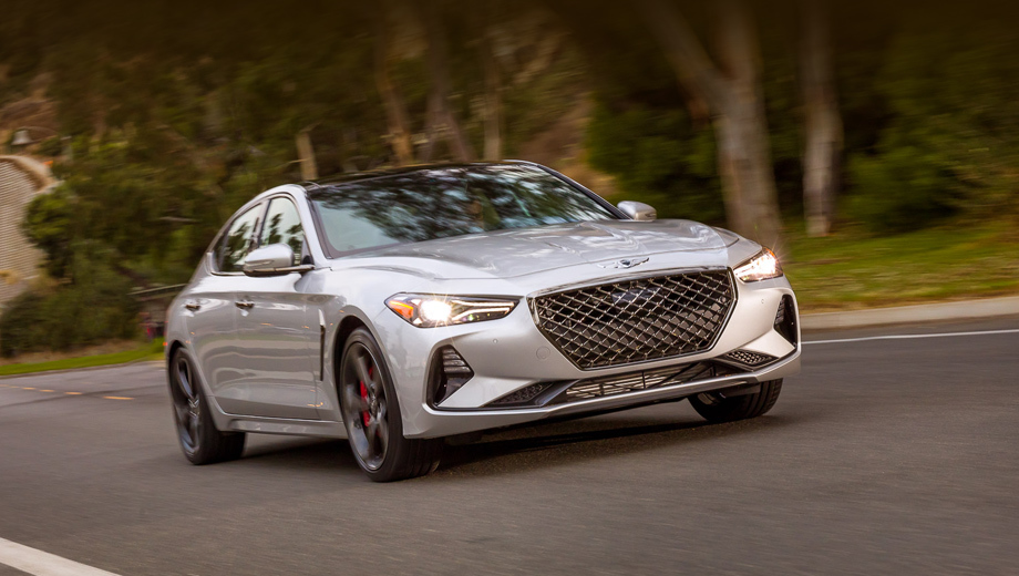 Genesis G70 потеряет «механику» на новый модельный год