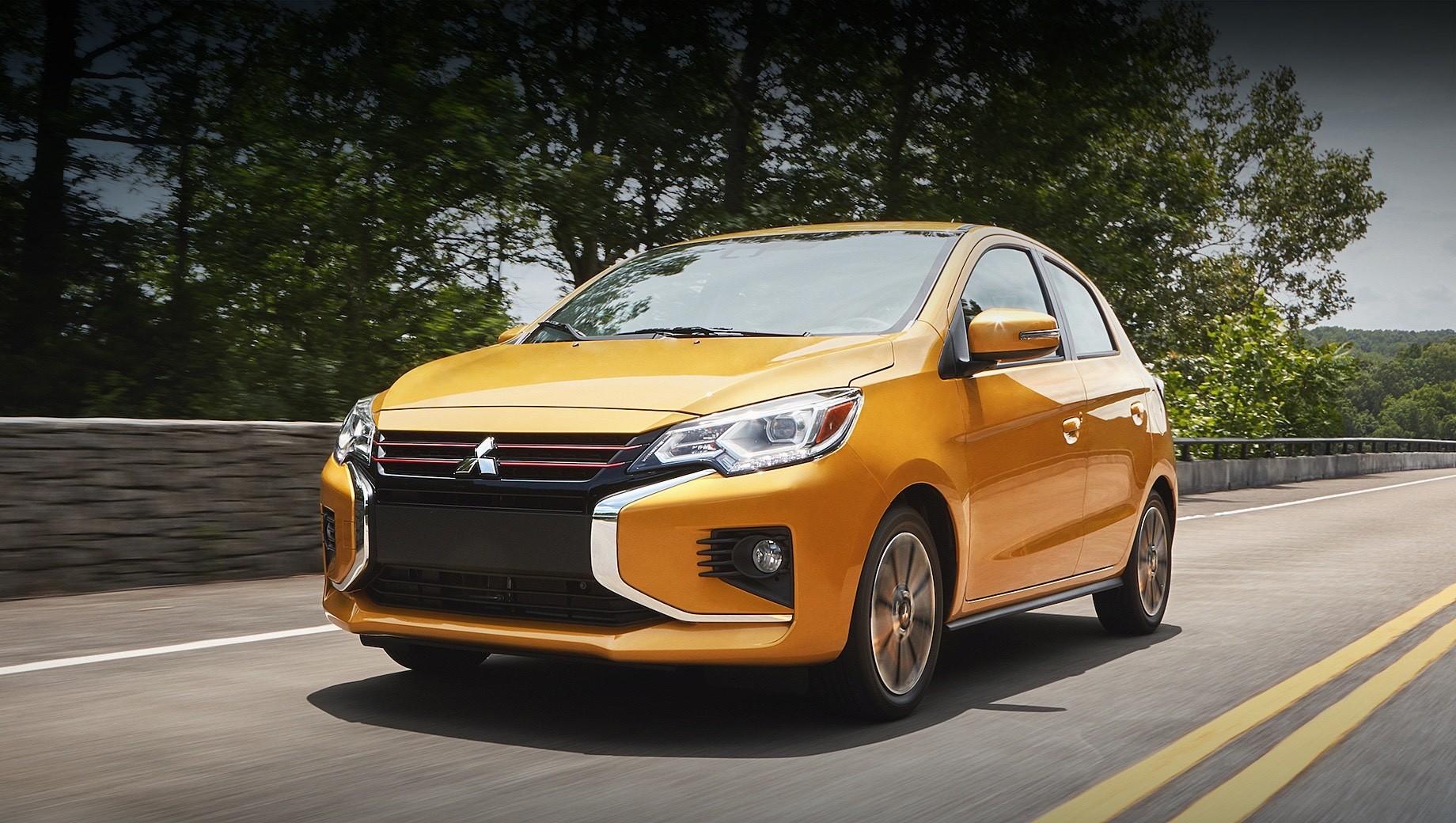 Фирма Mitsubishi показала Mirage и поставила Европу на паузу