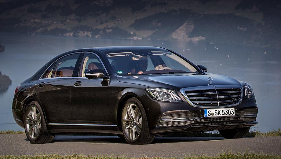 Mercedes s. В прошлый раз «эски» призывались на ремонт в апреле (об этом в следующей подписи). Декабрьский отзыв 96 машин проводился из-за системы экстренного вызова. Заметим, что в сентябре будет представлен новый, «седьмой» S-класс.