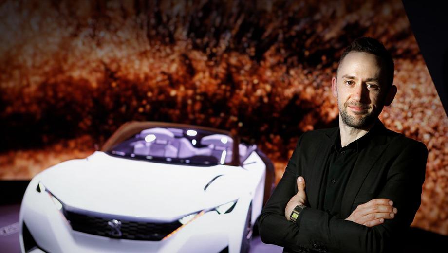 Дизайн-директором бренда Peugeot назначен Матиас Хоссанн