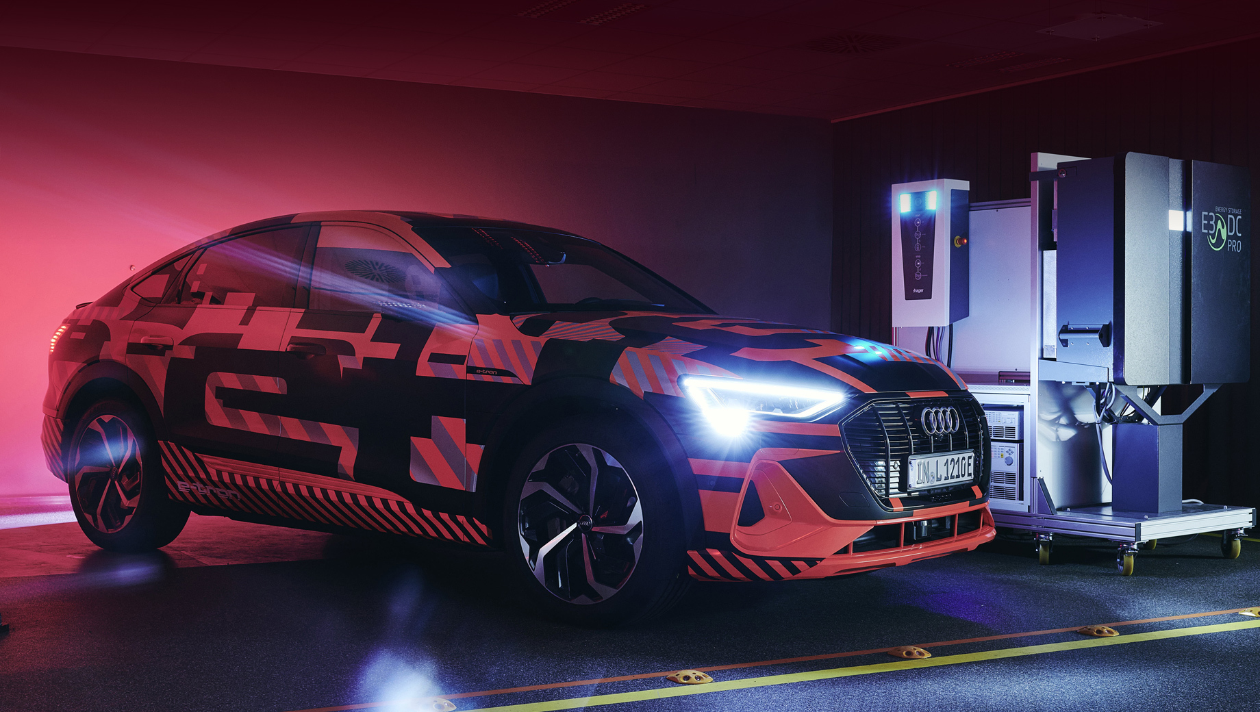 Фирма Audi запустила проект по двунаправленной зарядке