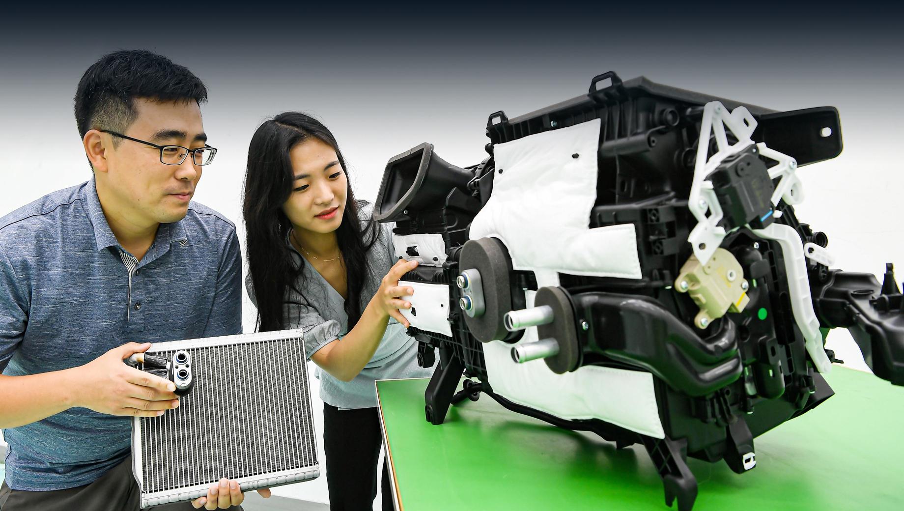 Технология Hyundai Quality Air сделает воздух безопаснее