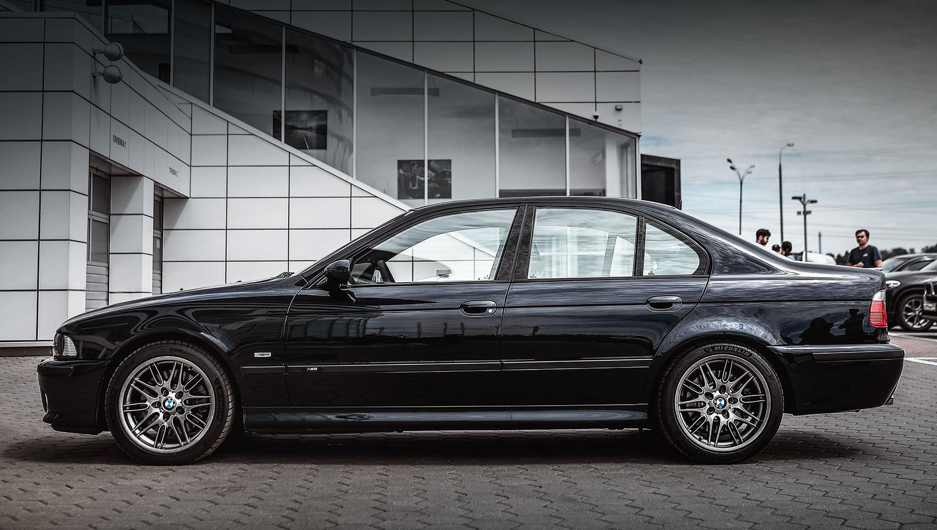 Промо: BMW М5 Е39. Возрождение легенды