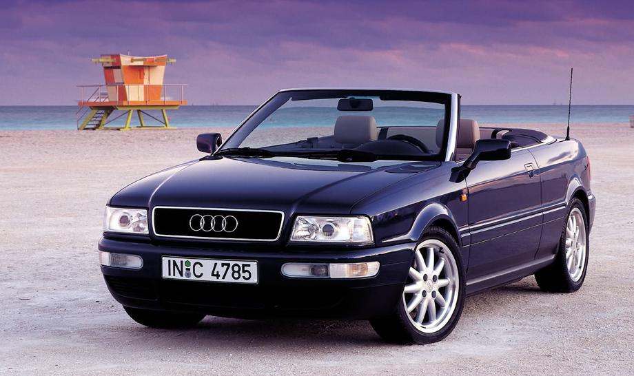 Старые Audi призваны на замену подушек безопасности