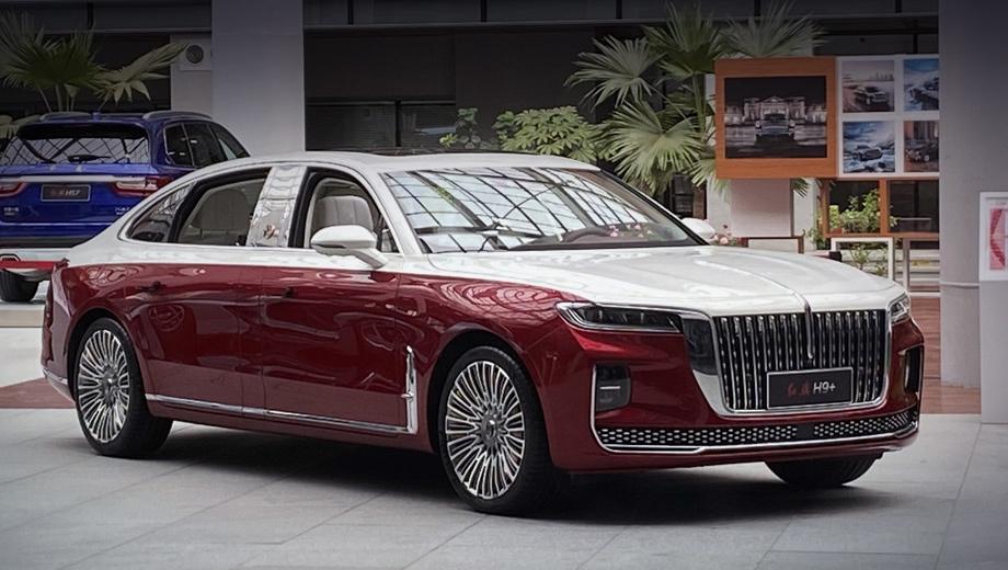Лимузин Hongqi H9+ будет выпускаться по спецзаказам