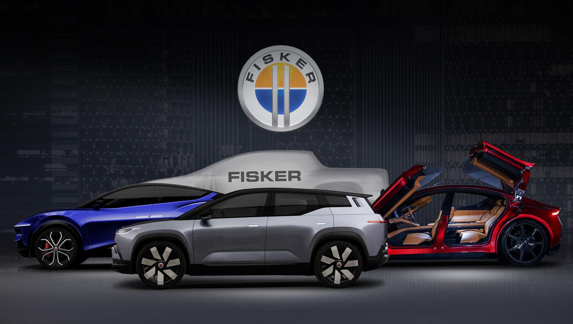 Марка Fisker расширит линейку до четырёх моделей