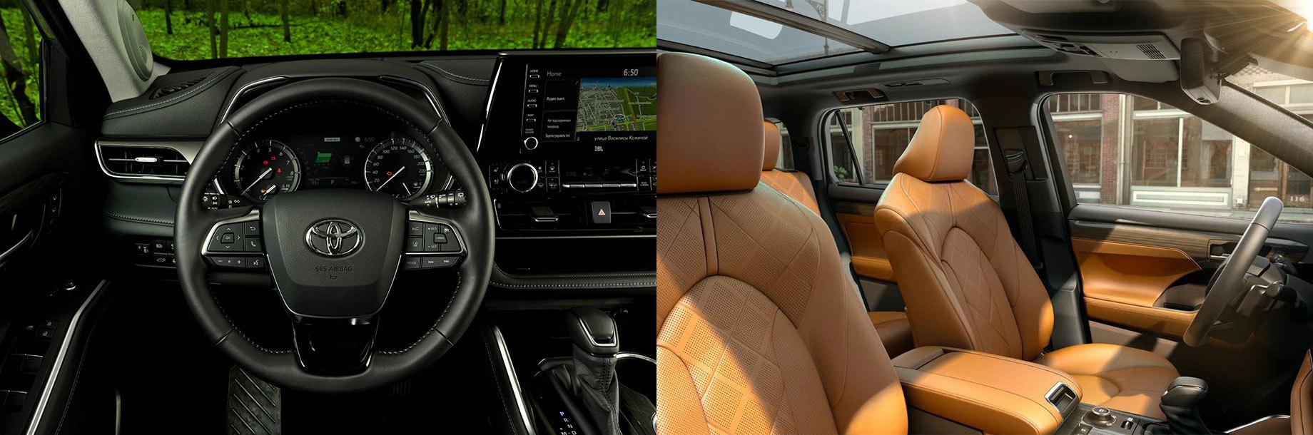 Новая Toyota Highlander начала сбор заказов в России