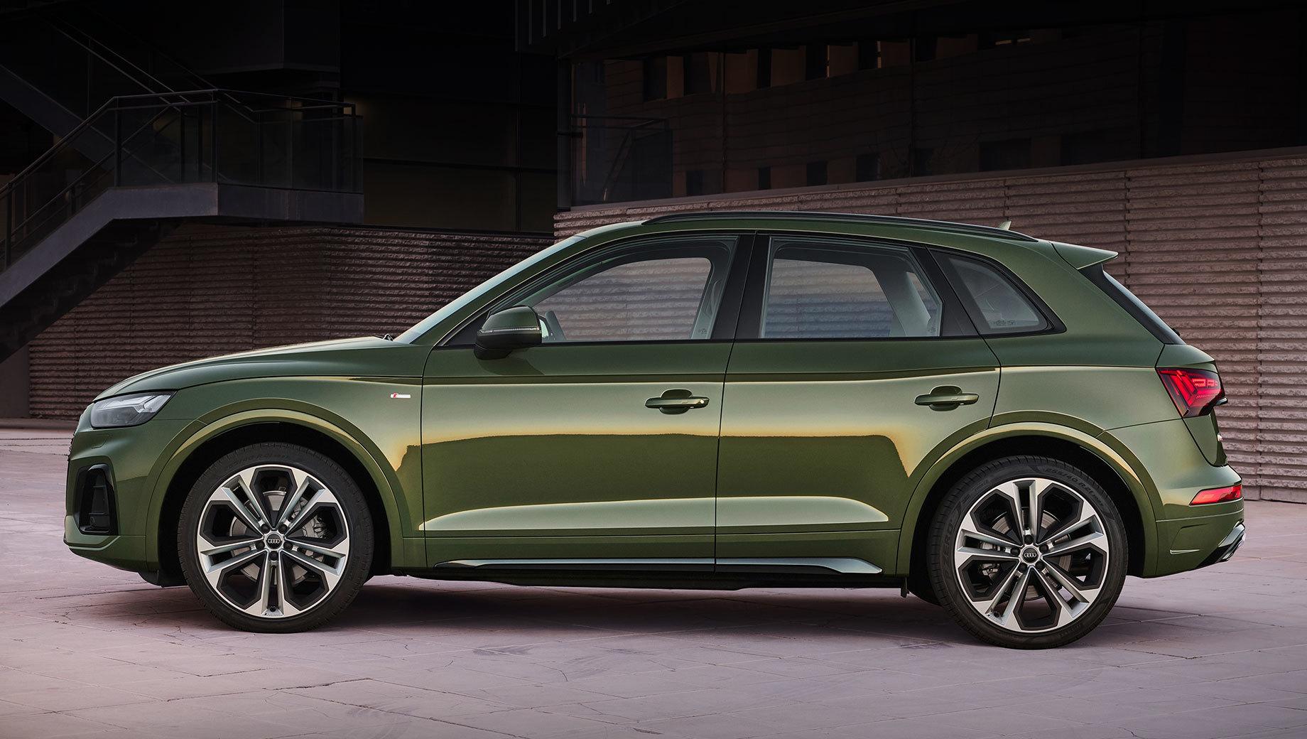 Дополнено: У Audi Q5 появится купеобразный сородич Q5 Sportback