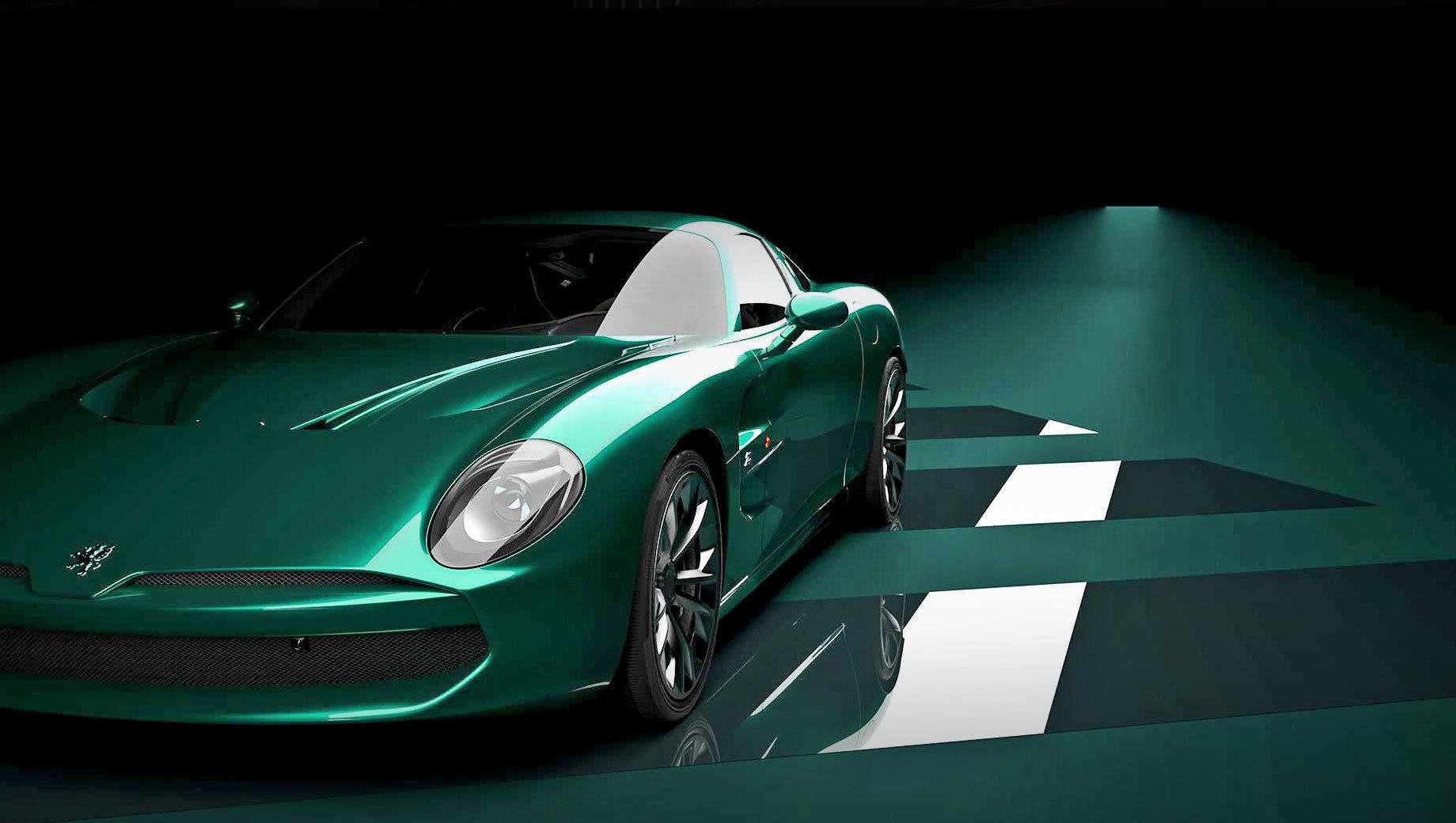 Купе Zagato IsoRivolta GTZ на базе Корвета дебютирует осенью
