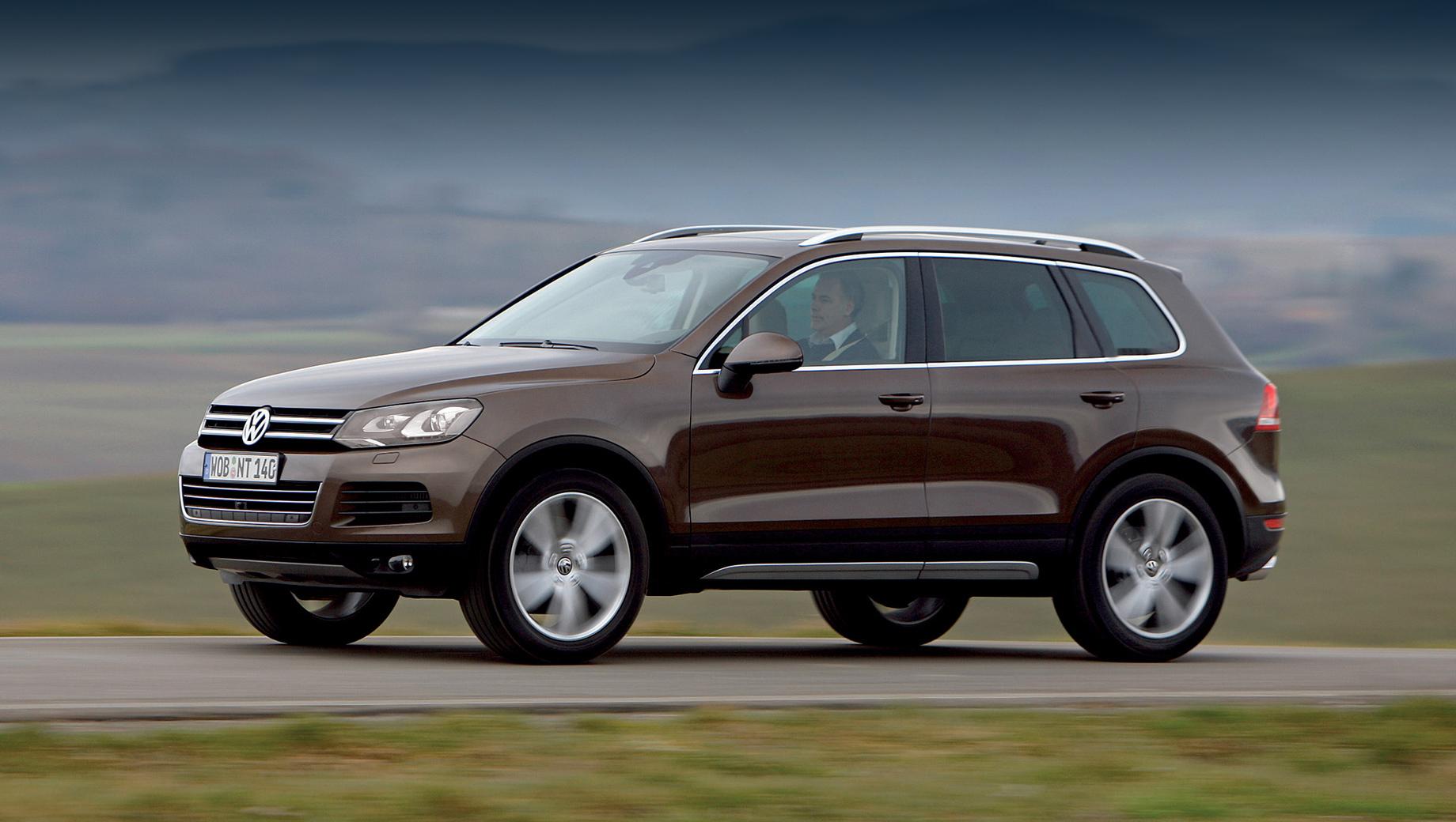 Дополнено: Volkswagen расширил список выкупаемых машин