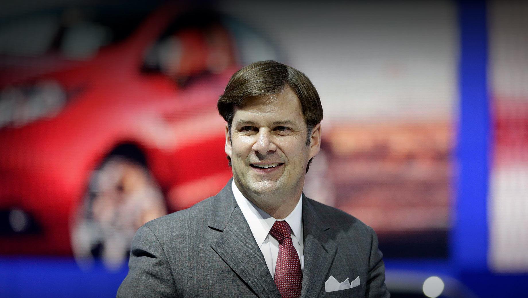 Президентом компании Ford назначен финансист Джим Фарли