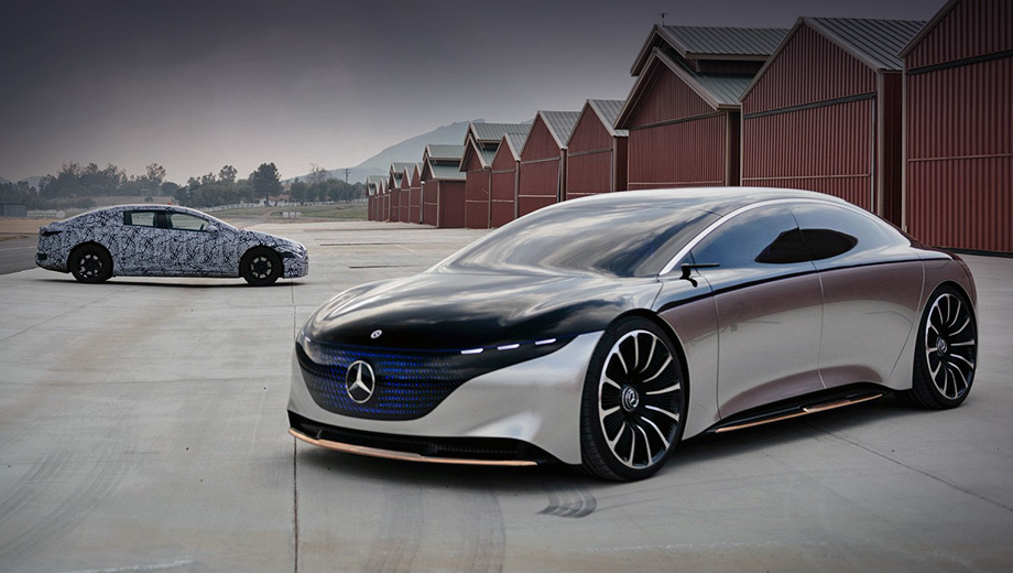 Mercedes-Benz сделал CATL основным поставщиком батарей