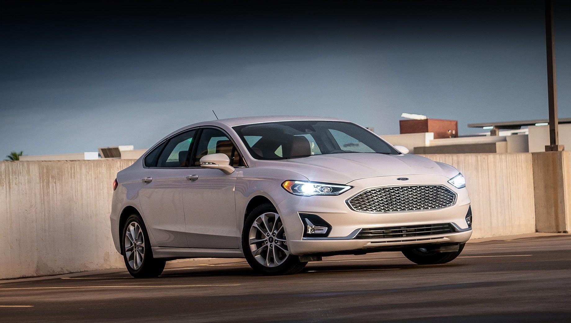 Дополнено: Последние Ford Fusion и Lincoln MKZ сошли с конвейера