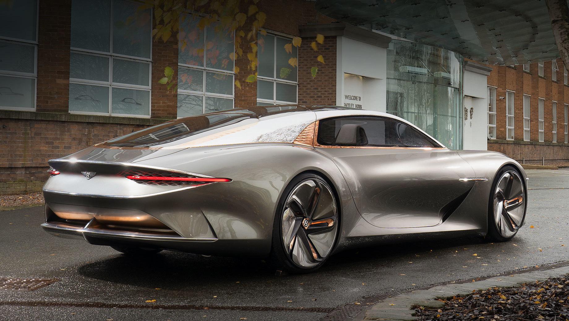 Проект OCTOPUS поможет Bentley построить электромобиль