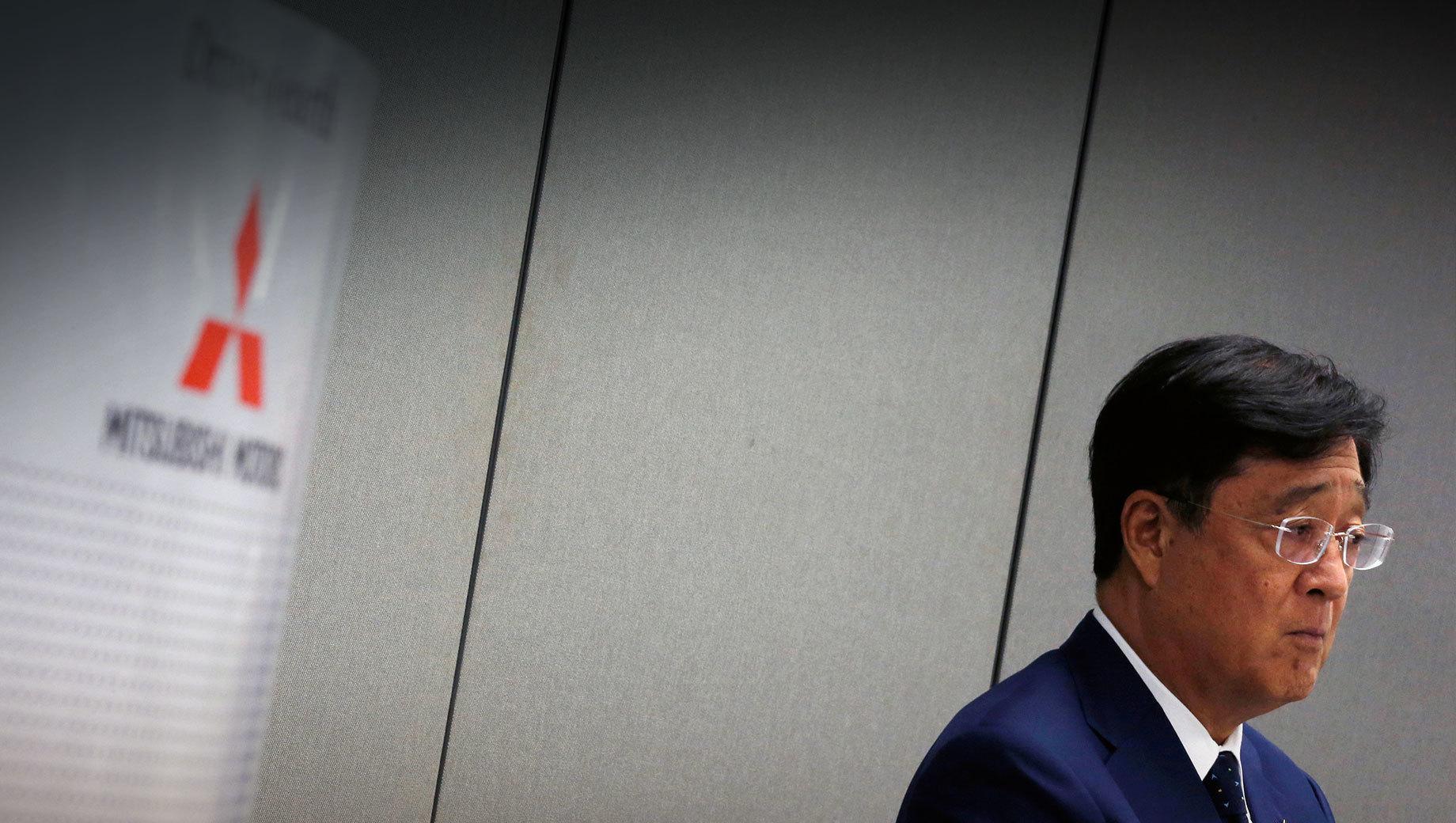 Босс Mitsubishi Осаму Масуко отошёл от дел из-за здоровья