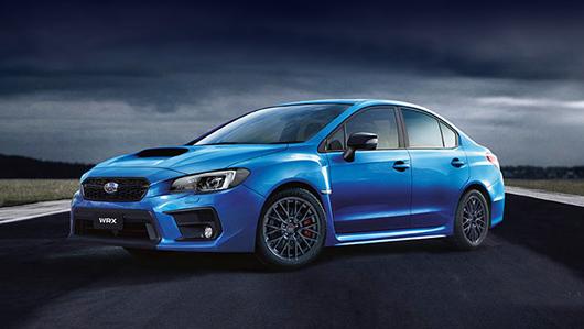 Издание Subaru WRX Club Spec выделило седаны для Австралии
