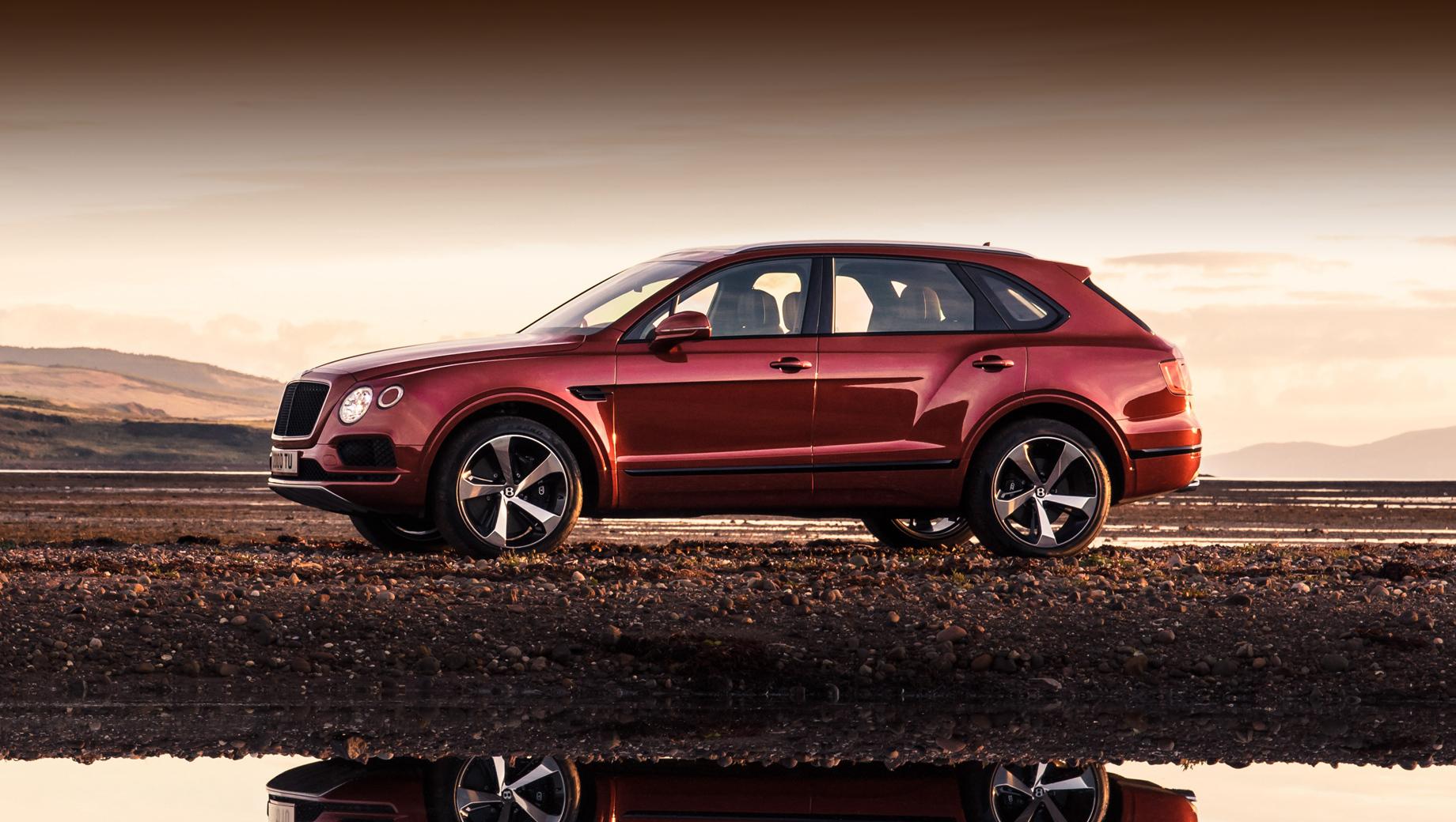 В Bentley Bentayga сервисмены заменят крепления ремней