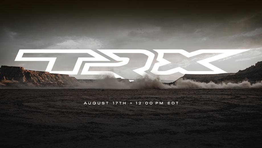 Названа дата премьеры пикапа Ram 1500 TRX