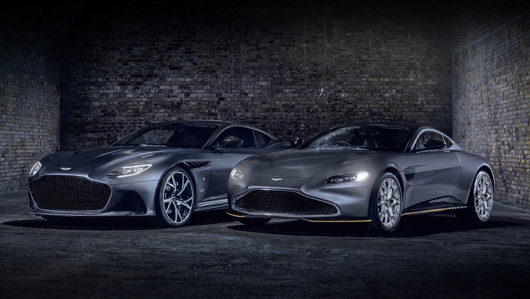 Aston martin v8 vantage,Aston martin vantage,Aston martin dbs,Aston martin dbs superleggera. Заказы на автомобили Aston Martin Vantage 007 Edition и DBS Superleggera 007 Edition уже принимают, а первые клиентские машины начнут поставлять владельцам в начале 2021 года. Цены — 161 000 и 279 025 фунтов стерлингов соответственно (15,4 и 26,7 млн рублей). Базовые модели оцениваются в 120 900 и 225 000 фунтов (11,6 и 21,5 млн рублей).
