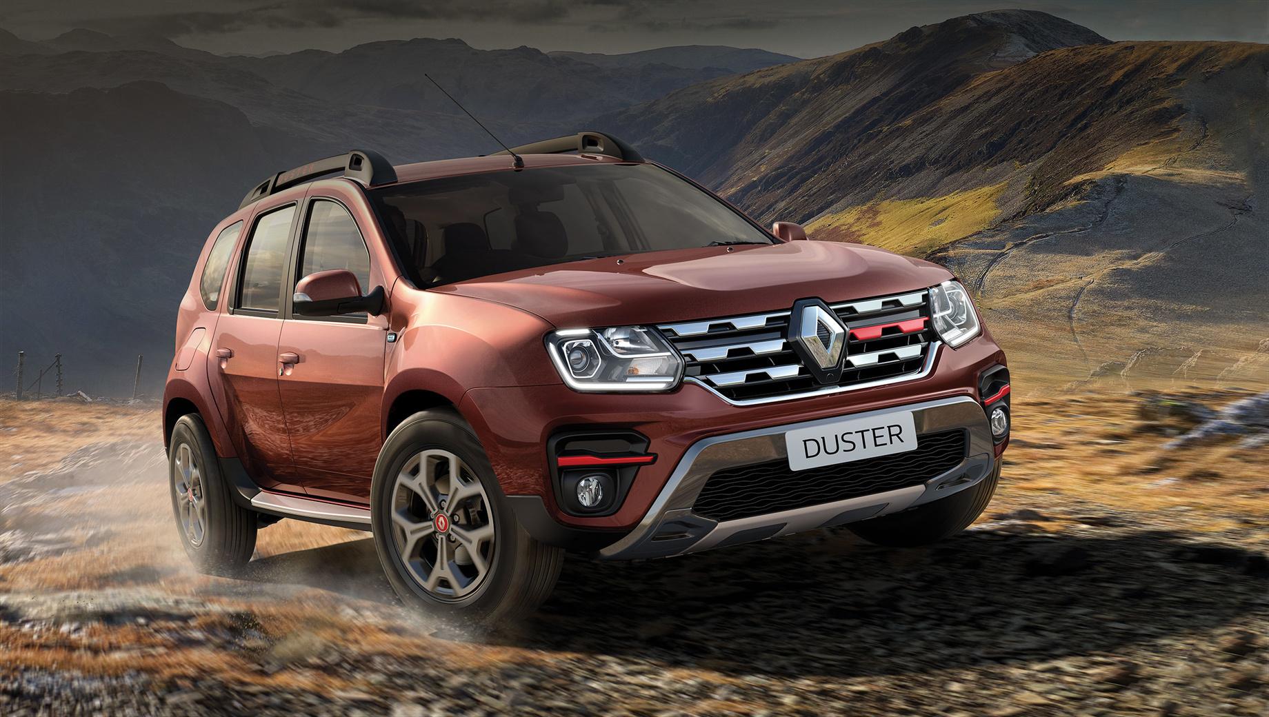 Renault Duster обзавёлся турбомотором 1.3 в Индии