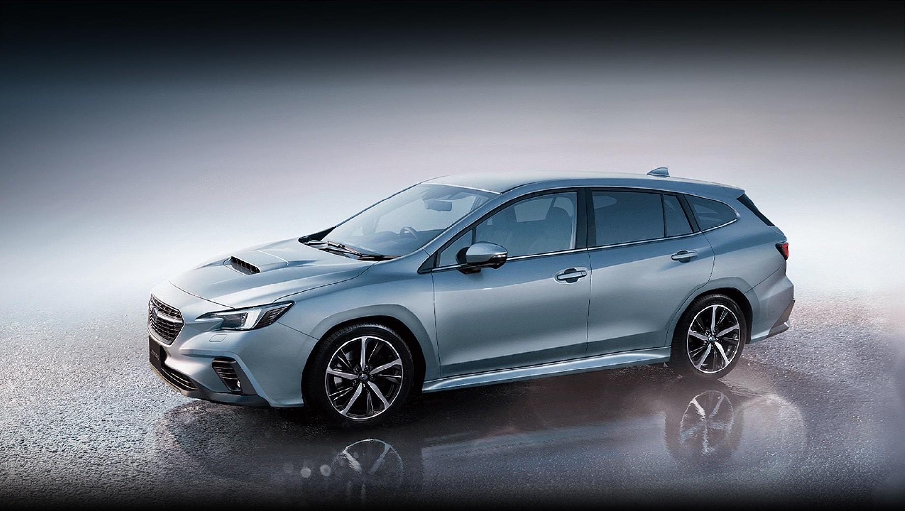 Subaru levorg,Subaru levorg sti sport. Модель Subaru Levorg второй генерации раздобрел по всем фронтам. Прибавка в длину составила 65 мм (4755), а ширина и высота увеличились на 15 мм (до 1795 и 1500 соответственно). Расстояние между осями также стало больше — 2670 вместо 2650 мм. Дорожный просвет универсала — 145 мм.