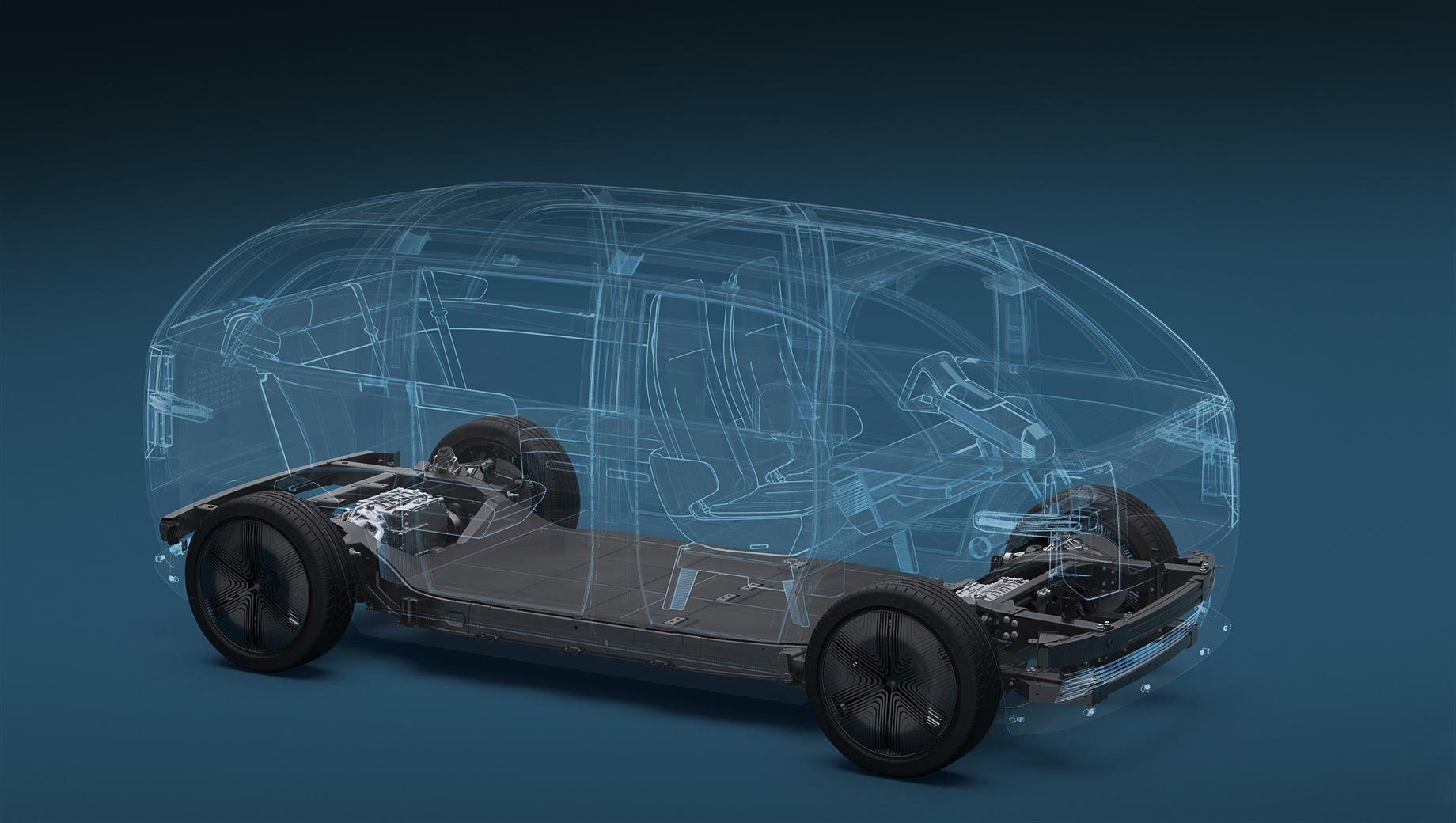 Компания Canoo к 2025 году выпустит три модели