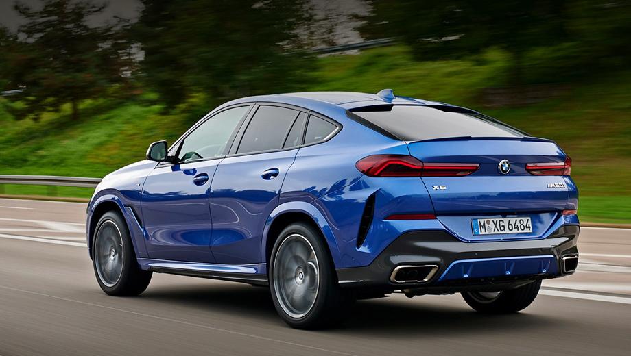 Bmw x6,Bmw x6 m. От плохо прикрученного спойлера два года назад пострадал BMW X3, а «икс-шестые» в прошлый раз отзывались в декабре 2019-го из-за «детских» креплений.