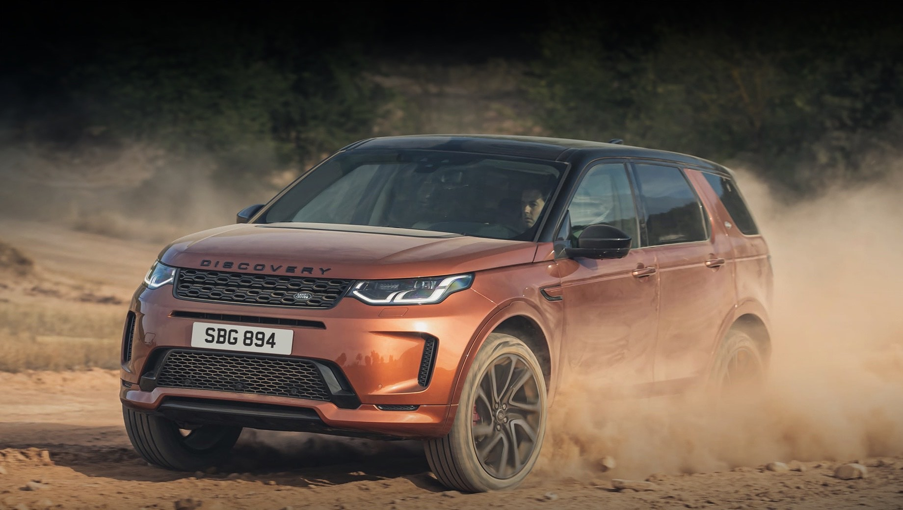 Land Rover Discovery Sport получил улучшенные дизели