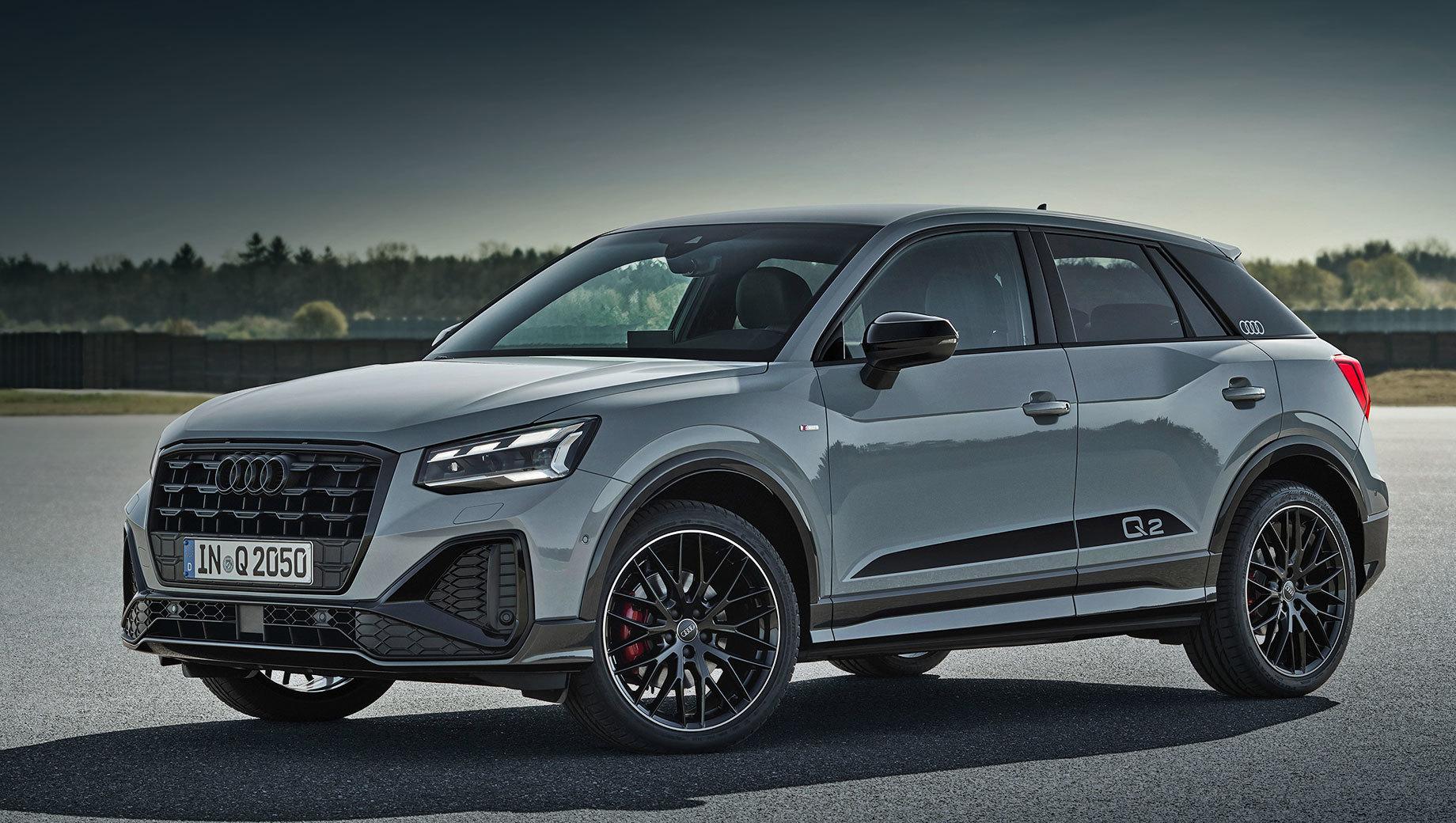 Audi Q2 пережил небольшую реформу для Европы