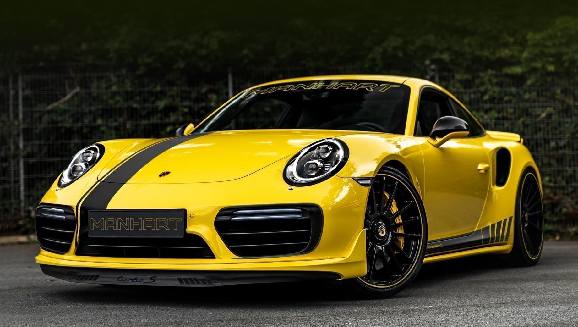 Porsche 911,Porsche 911 turbo s. В проект изменений по умолчанию входят форсировка двигателя, перекройка подвески и трансмиссии. А вот за доплату немцы включат в набор различные варианты индивидуализации экстерьера и интерьера, а также модернизацию тормозной системы.