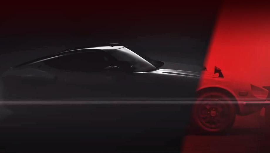 Nissan z,Nissan 370z. Автомобиль на тизере компания называет Z Proto. По-видимому, это будет прототип, близкий к будущей серийной версии. А ей прочат индекс 400Z.