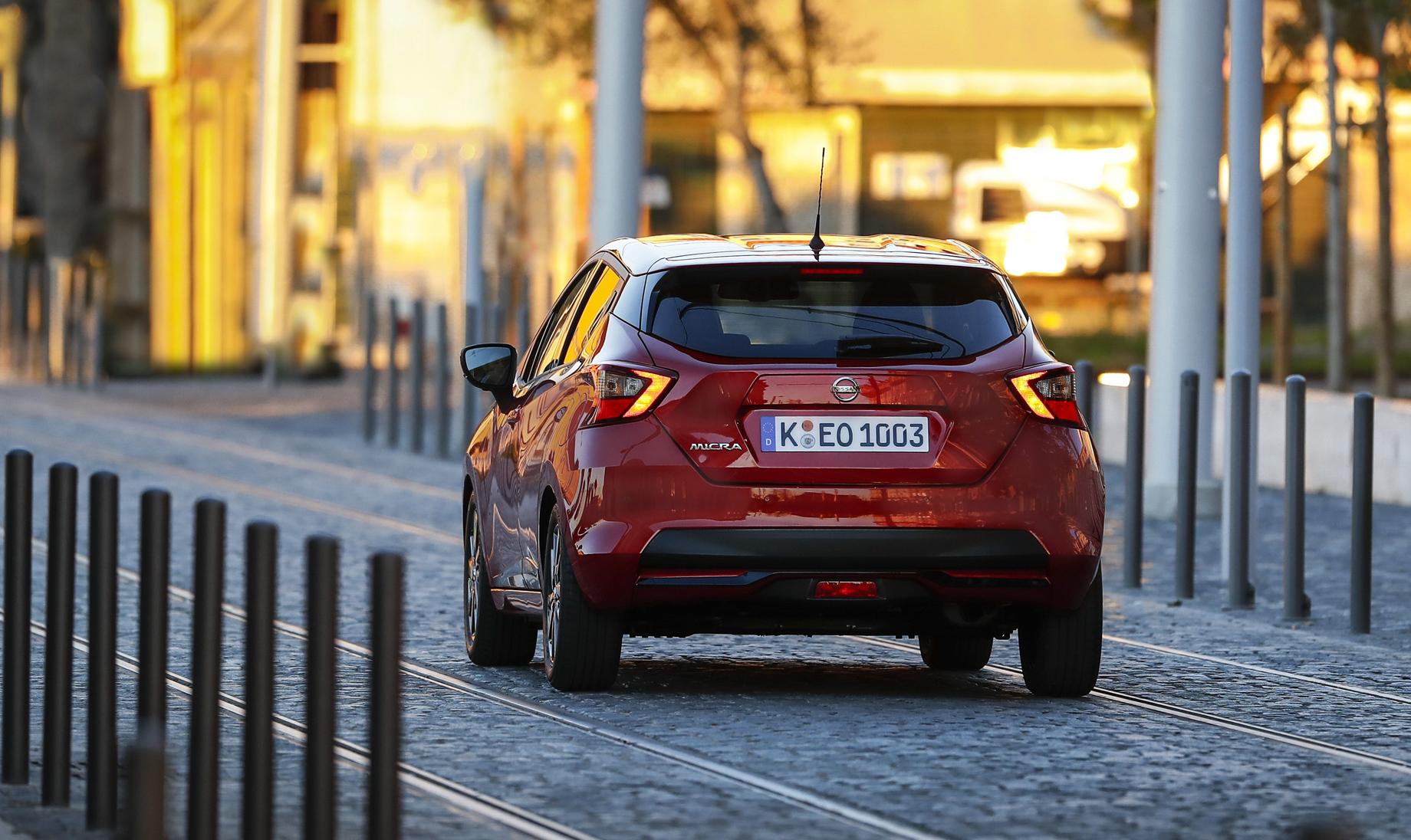 Новый Nissan Micra будет создан компанией Renault