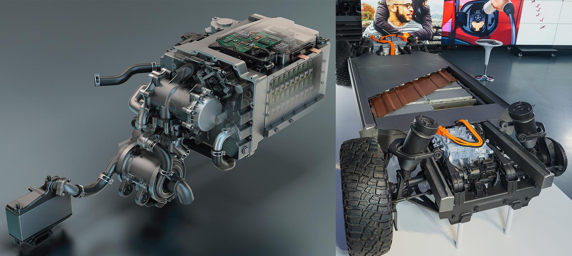 Пикап Nikola Badger будет производиться General Motors