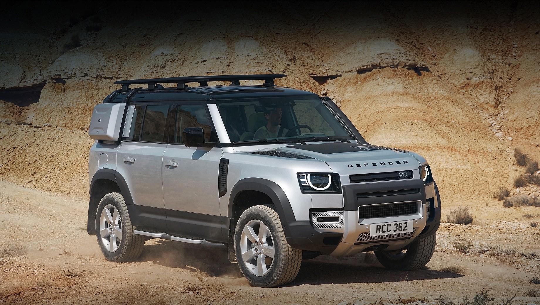 Land Rover Defender полноценно вышел на российский рынок