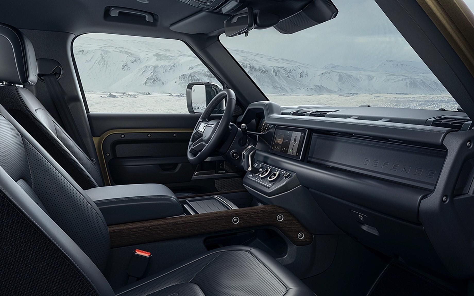 Land Rover Defender полноценно вышел нароссийский рынок