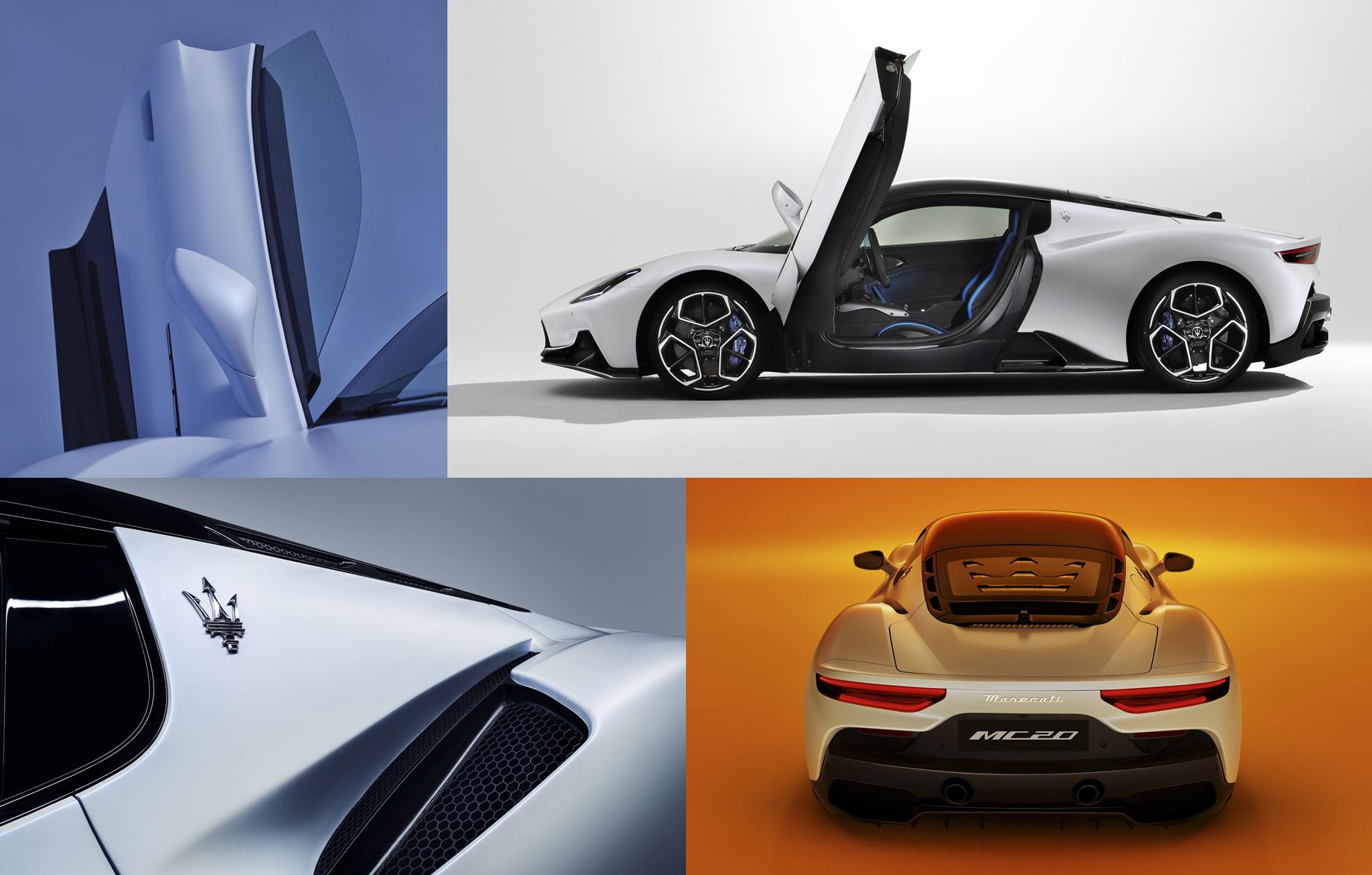 История Maserati MC20 продолжится родстером иэлектрокаром