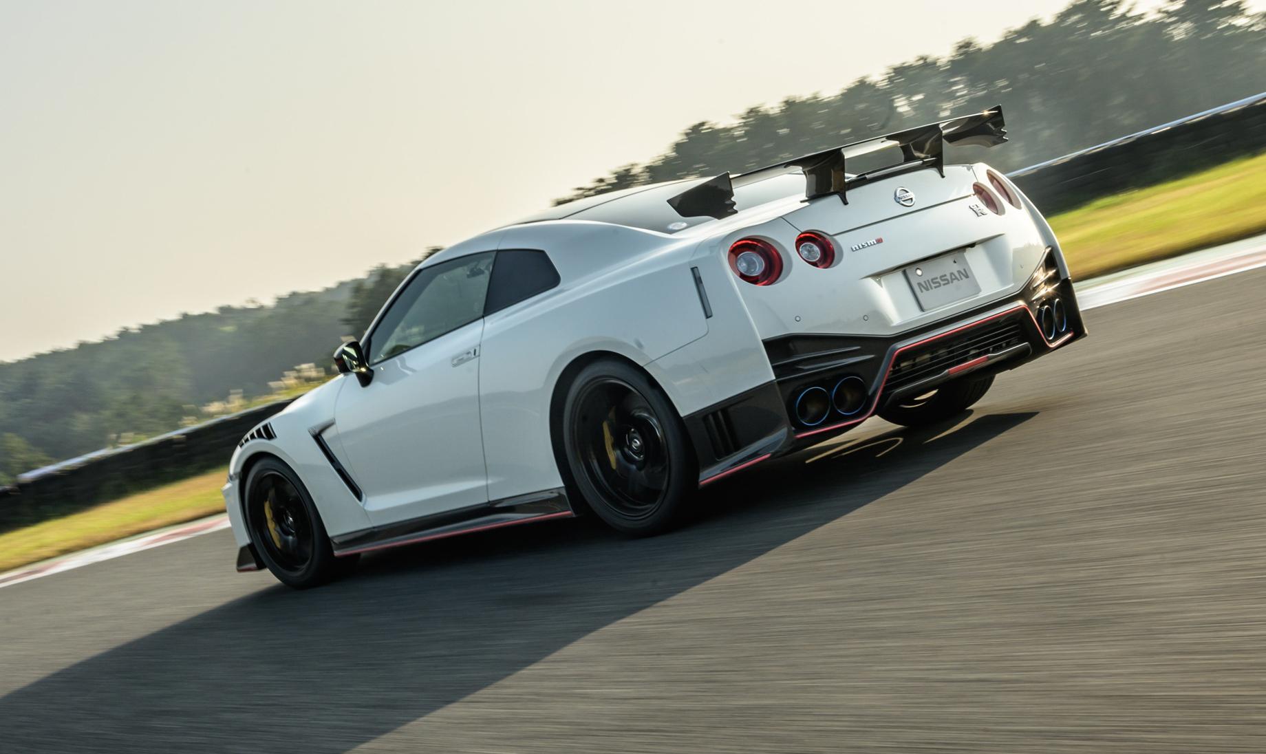 Nissan GT-R Final Edition завершит карьеру модели через два года — ДРАЙВ