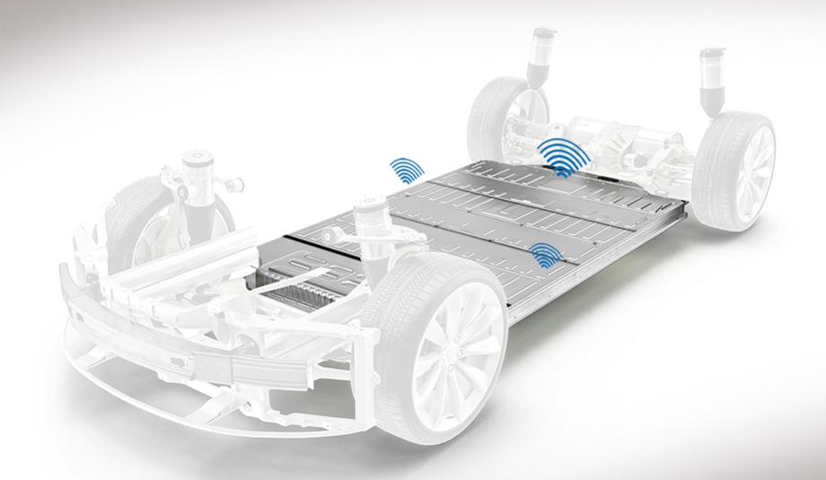 General Motors анонсировал беспроводное управление батареей