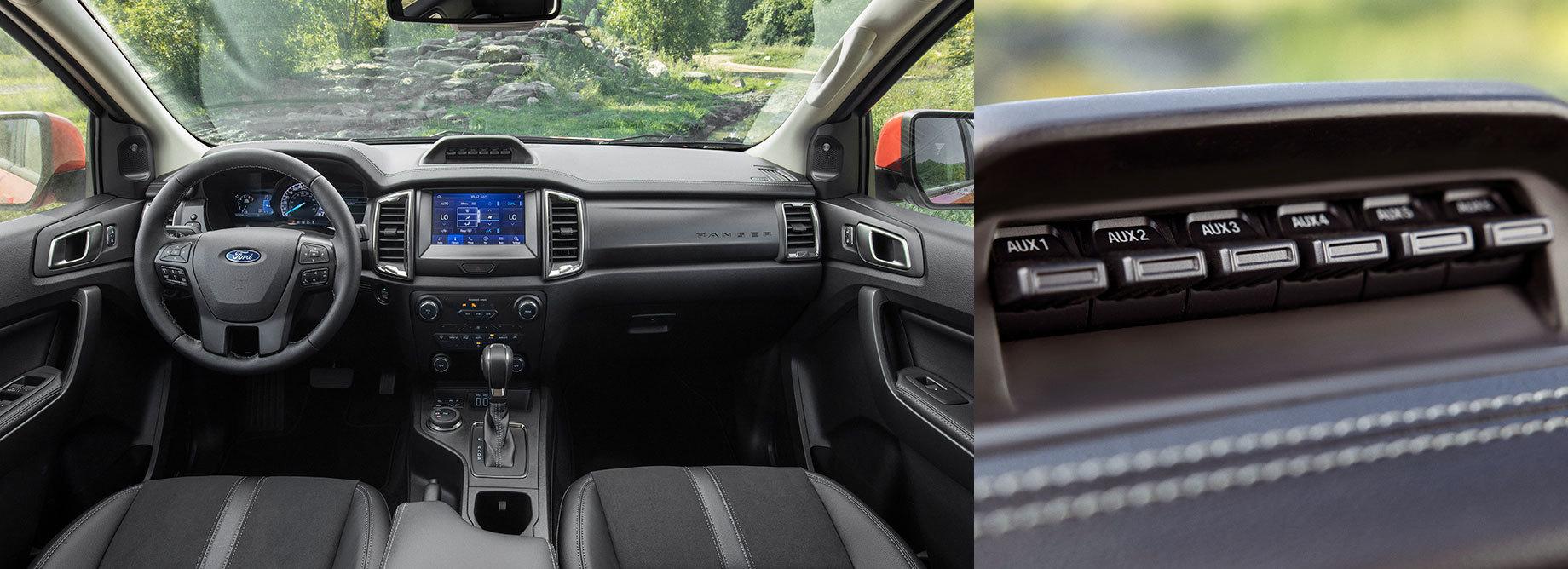 Офроуд-пакет Tremor поднимет Ford Ranger нановую высоту