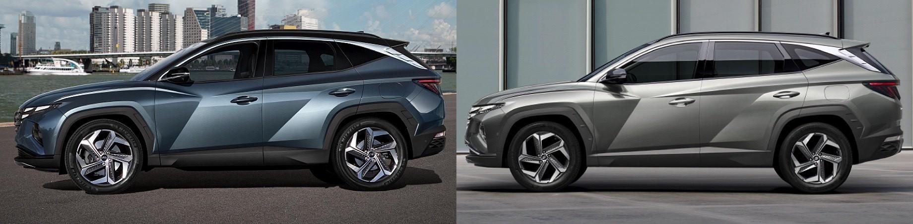 Hyundai Tucson прибавил вгабаритах итехнологичности