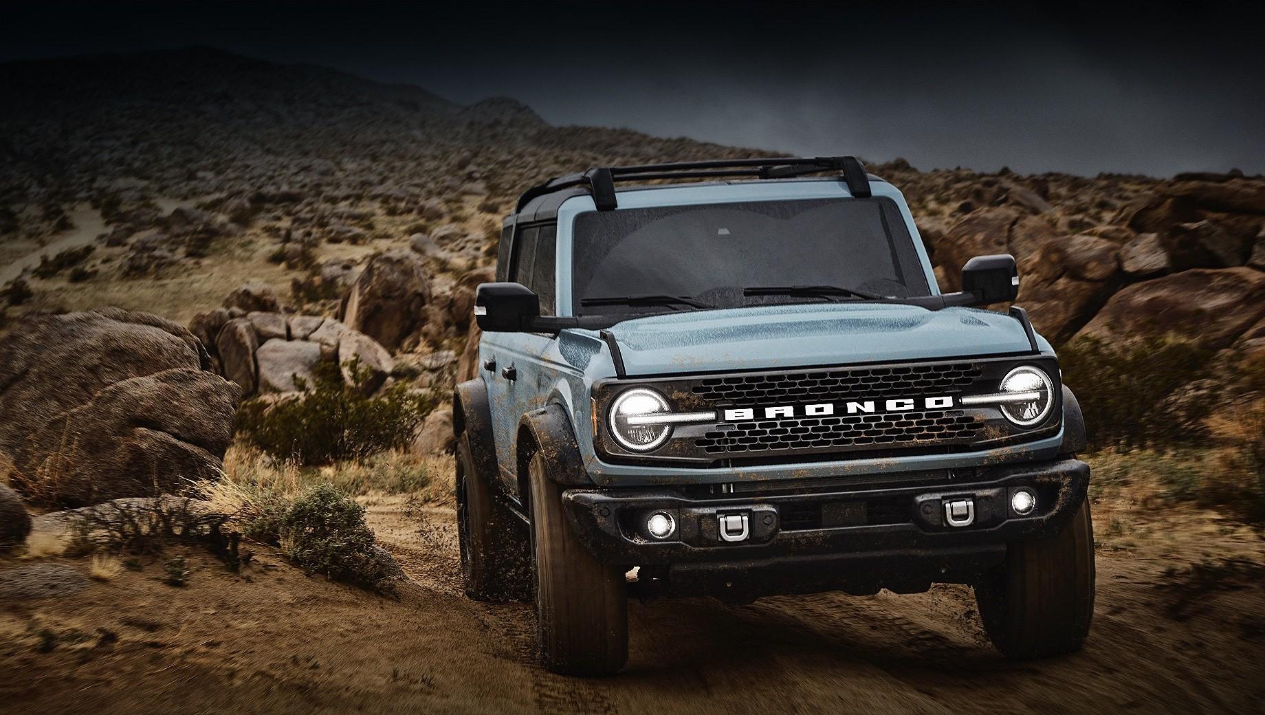 Экостандарты лишили Ford Bronco атмосферного V8
